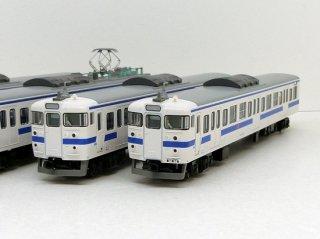 [12月新製品] 10-1539 415系100番代(九州色) 4両増結セット