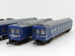 [12月再生産] 10-831 24系 寝台特急「北斗星」<デラックス編成> 6両基本セット