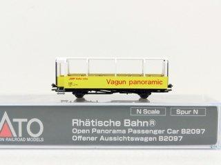 [21年01月新製品] 5253 レーティッシュ鉄道 オープンパノラマ客車 B2097
