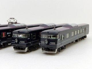 〔モカ割は09/30まで〕[21年03月新製品]  98714 117-7000系電車(WEST EXPRESS 銀河)セット(6両)