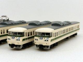〔モカ割は09/30まで〕[21年02月新製品]  98733 117-300系近郊電車(福知山色)セット(6両)