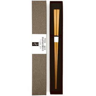 京都 四角摺り漆 白竹
