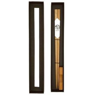 山桜箸 手造り箸 クルミ油仕上げ