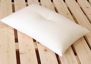 ナチュラルコットン100%/シングル枕