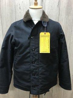 リアルマッコイズ MJ14109 TYPE N-1 DECK JACKET NAVY デッキジャケット MJ14109 THE REAL McCOY'S