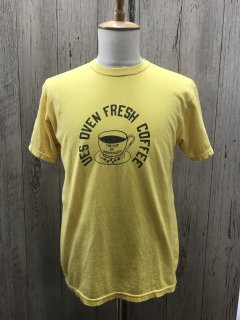 UES/ウエス 652014 FRESH Tシャツ フレッシュコーヒー プリントT