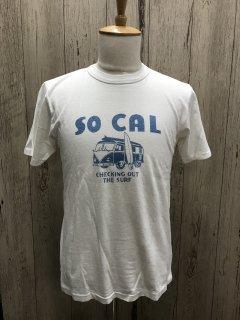 UES/ウエス 651829 SO CAL Tシャツ メンズ 半袖プリントTシャツ