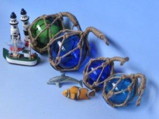 浮き玉2インチ  ガラス玉 浮玉 ビーチ