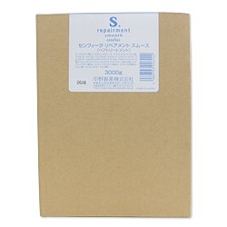 ナカノ センフィーク リペアメント スムース1500g(詰替用)×2(トリートメント)