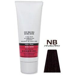 ナカノ キャラデコ アシッドカラー NB (ナチュラルブラウン) 160g
