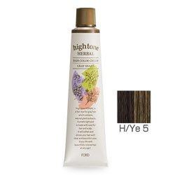 フォードヘア化粧品 ハイトーンハーバル H/Ye 5(イエローブラウン)120g(医薬部外品)