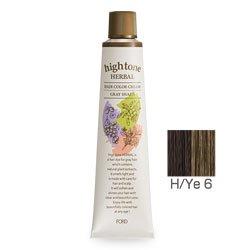 フォードヘア化粧品 ハイトーンハーバル H/Ye 6(イエローブラウン)120g(医薬部外品)