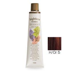 フォードヘア化粧品 ハイトーンハーバル H/Or 5(オレンジブラウン)120g(医薬部外品)