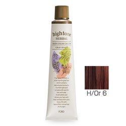 フォードヘア化粧品 ハイトーンハーバル H/Or 6(オレンジブラウン)120g(医薬部外品)