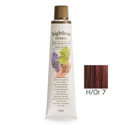 フォードヘア化粧品 ハイトーンハーバル H/Or 7(オレンジブラウン)120g(医薬部外品)