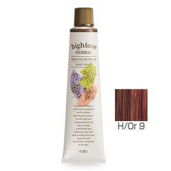 フォードヘア化粧品 ハイトーンハーバル H/Or 9(オレンジブラウン)120g(医薬部外品)
