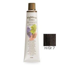 フォードヘア化粧品 ハイトーンハーバル H/Gr 7(グレージュブラウン)120g(医薬部外品)
