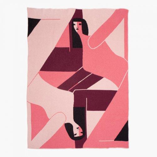 Slowdown Studio / Yokota Knit Blanket