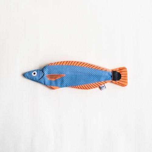 Don Fisher / Senorita Blue Purse