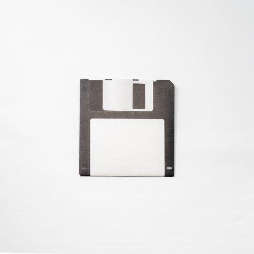 cobato / フロッピーディスク風メッセージカード