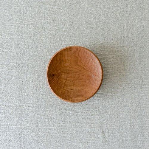 堀宏治 / くるみ小皿(14cm)