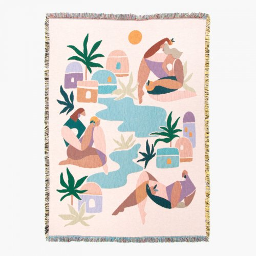 Slowdown Studio / Blanket - Ayers Throw
