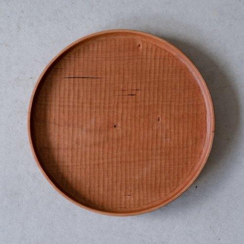 堀宏治 / 丸盆 さくら(28cm)