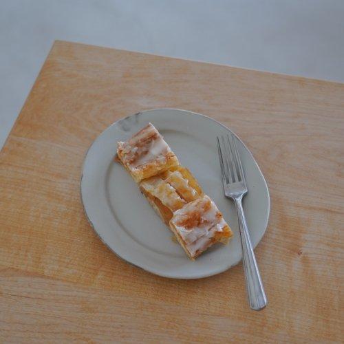 馬場勝文 / 土マット リムオーバル皿