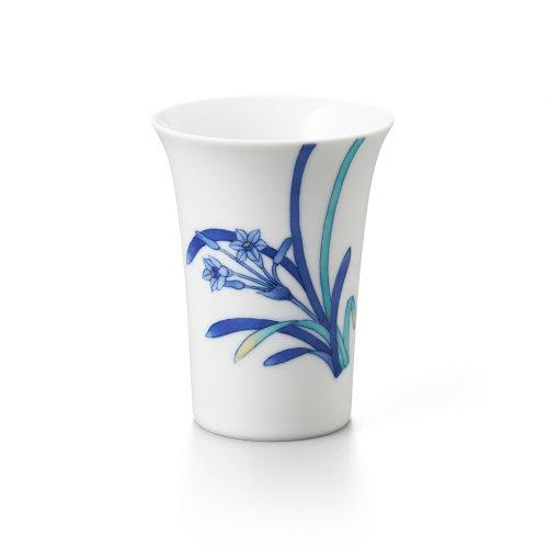 五草花 水仙 フリーカップ