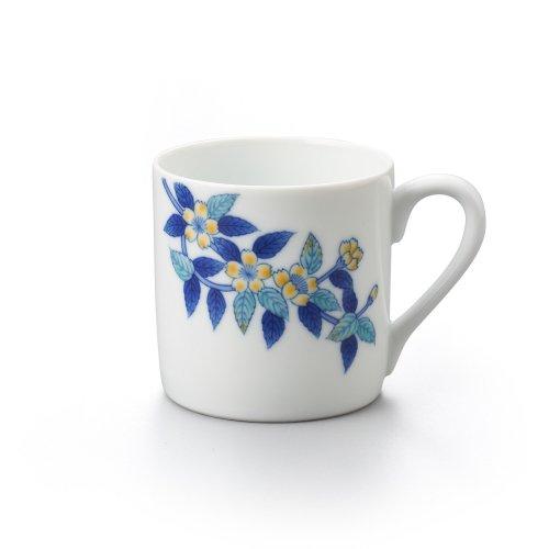 五草花 山吹 マグカップ