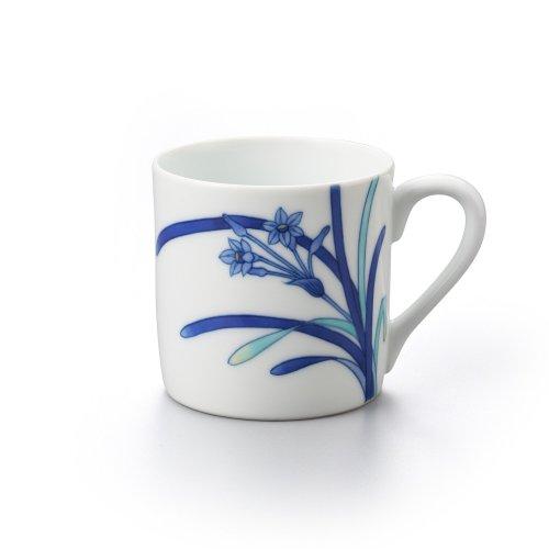 五草花 水仙 マグカップ