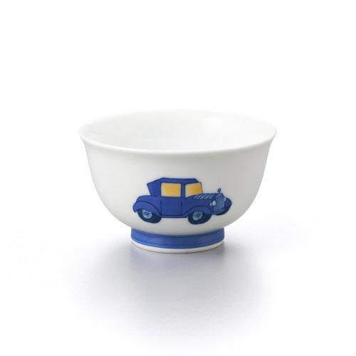 くるま 子供茶碗