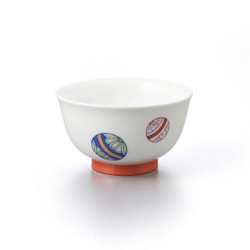 手まり 子供茶碗
