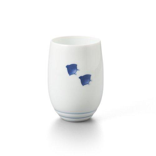 千鳥 フリーカップ 青
