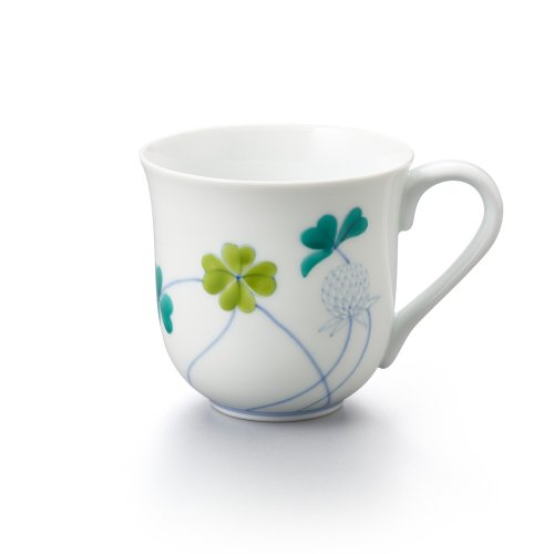 クローバー 丸マグカップ
