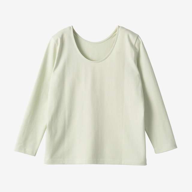 2Wayカットソー【mint green】