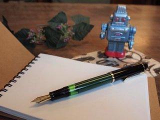 特別生産品 M120 グリーンブラック