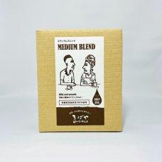 ドリップバッグ『ミディアムブレンド 5P』【紙箱入り】