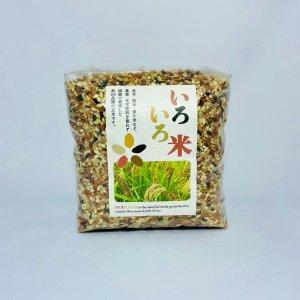 2019年産 いろいろ米(玄米)1kg