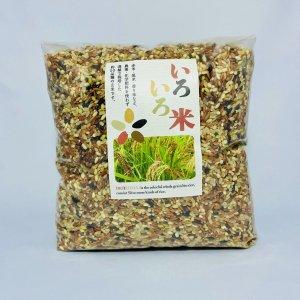 2019年産 いろいろ米(玄米)2kg