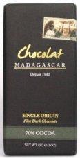 ショコラマダガスカル『ダークチョコレート70%』