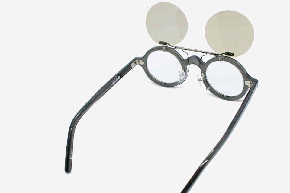 VECTOR 005用 Clip On Sunglasses