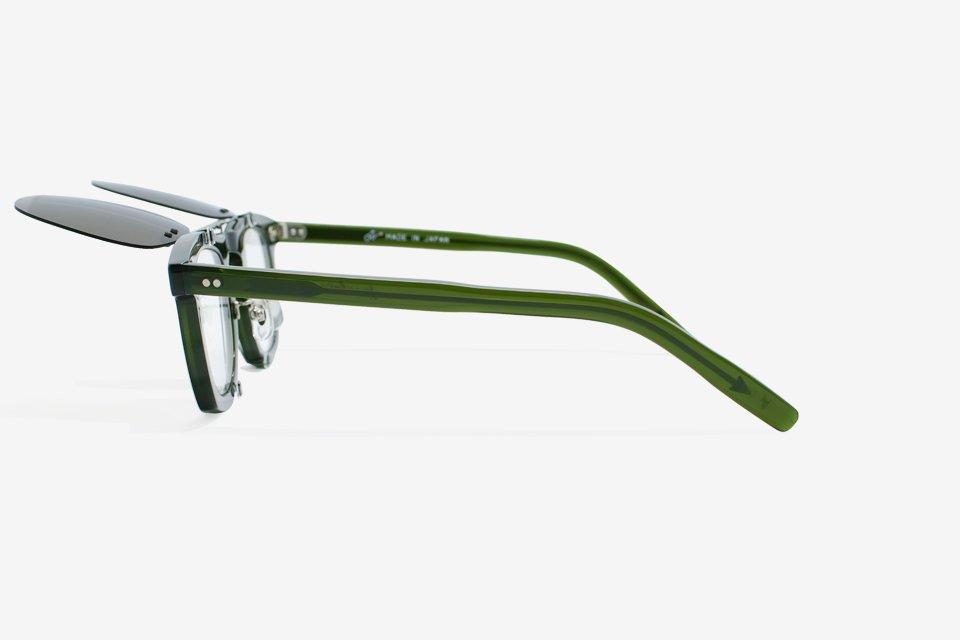 VECTOR 008用 Clip On Sunglasses