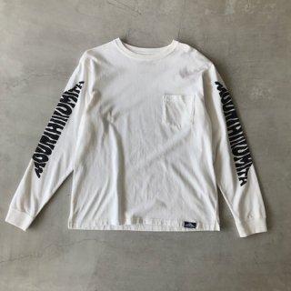 MOUNTAINSMITH(マウンテンスミス)ポケ付きロングTシャツ