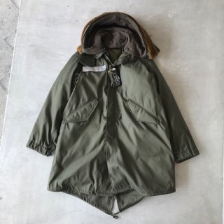 RockyMountainFeatherbed(ロッキーマウンテン)GT FISHTAIL DOWN PARKA VTG POPLIN