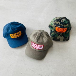 SEAGER  WILSON SNAPBACK CAP