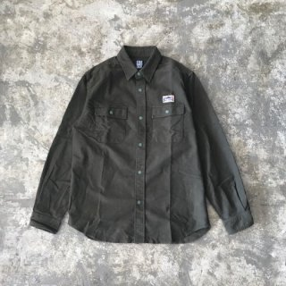 STANDARD CALIFORNIA(スタンダードカリフォルニア)SD Stretch Moleskin Classic Field Shirt