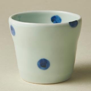フリーカップ/水玉<br>free cup