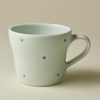 マグカップ(小)/ドット<br>small mug