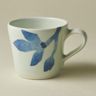 マグカップ(小)/木蓮<br>small mug